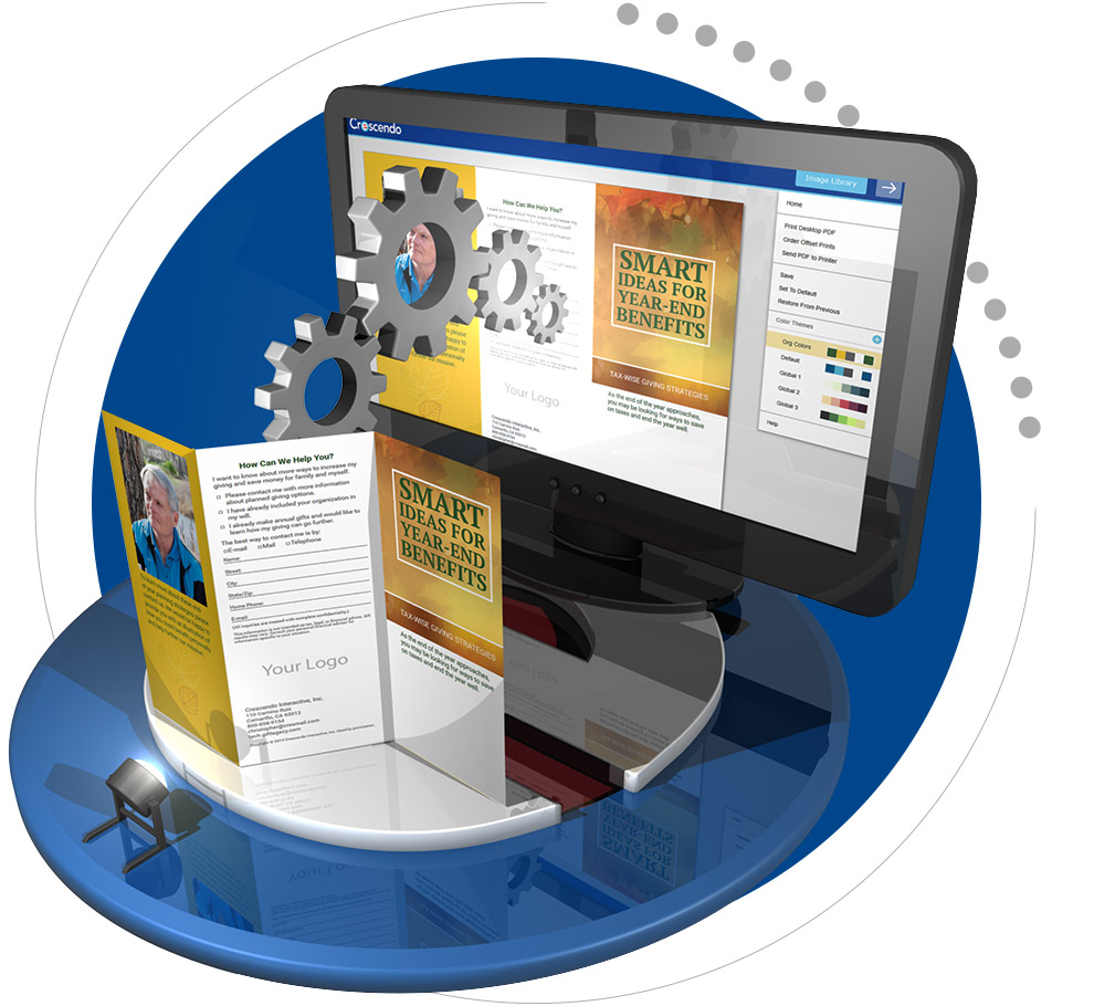 CresPrint - Web to Print Software